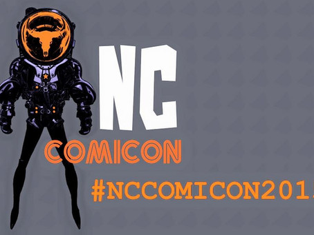 NC Comicon Review