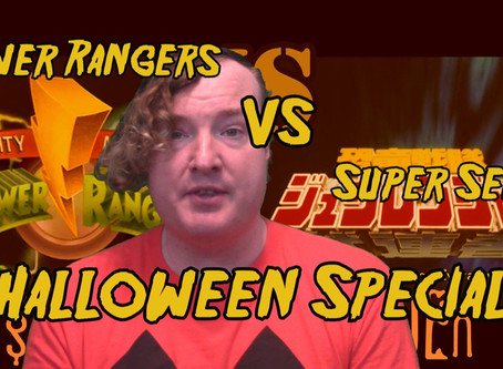 Power Rangers vs Super Sentai: Halloween Special.