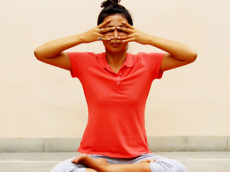 Bhramari Pranayama (Humming Bee Breath) – Steps, Benefits & Precautions