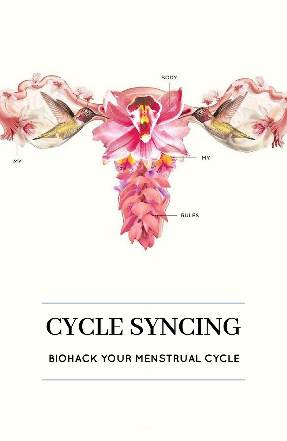 cycle syncing biohacking menstrual cycle periods wellness holistic