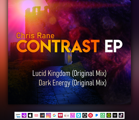 """Chris Rane's Brand New """"Contrast EP"""" Is Finally Here!"""