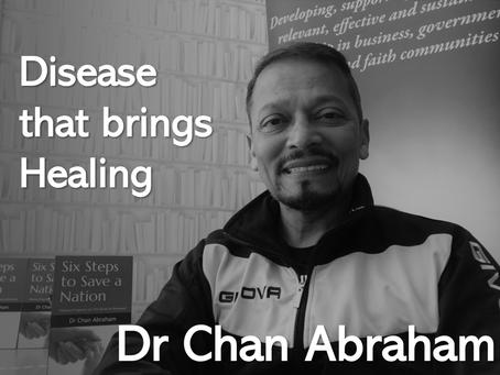 Disease that brings Healing