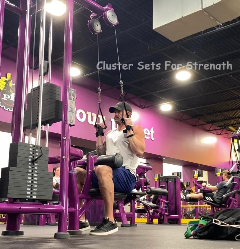 Cluster Sets For Strength