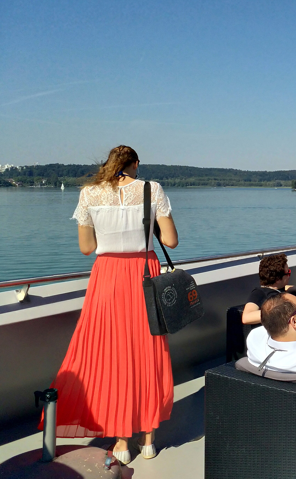 Boat trip from Lindau to the Mainau
