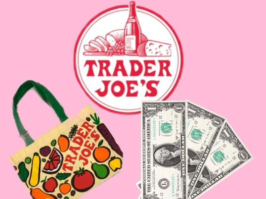 Shopping at Trader Joe's as a Broke Vegan