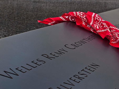 """The Story of the """"Man in the Red Bandana"""""""