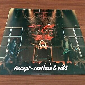Accept - Restless and Wild (1982)