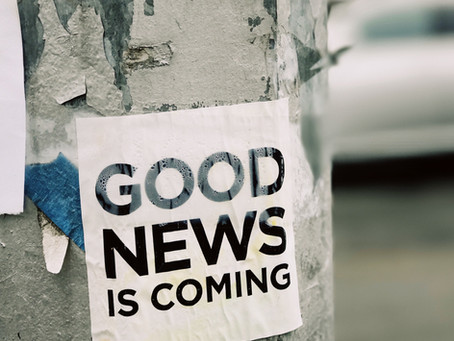 Need Some Good News?