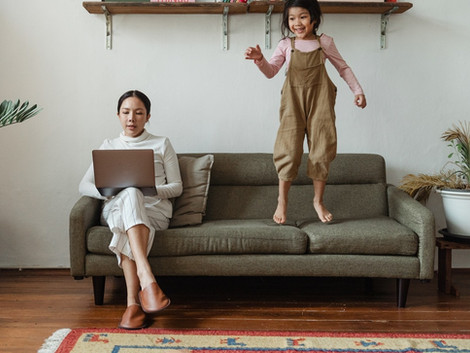 10 Ways to overcome stay at home mom burnout