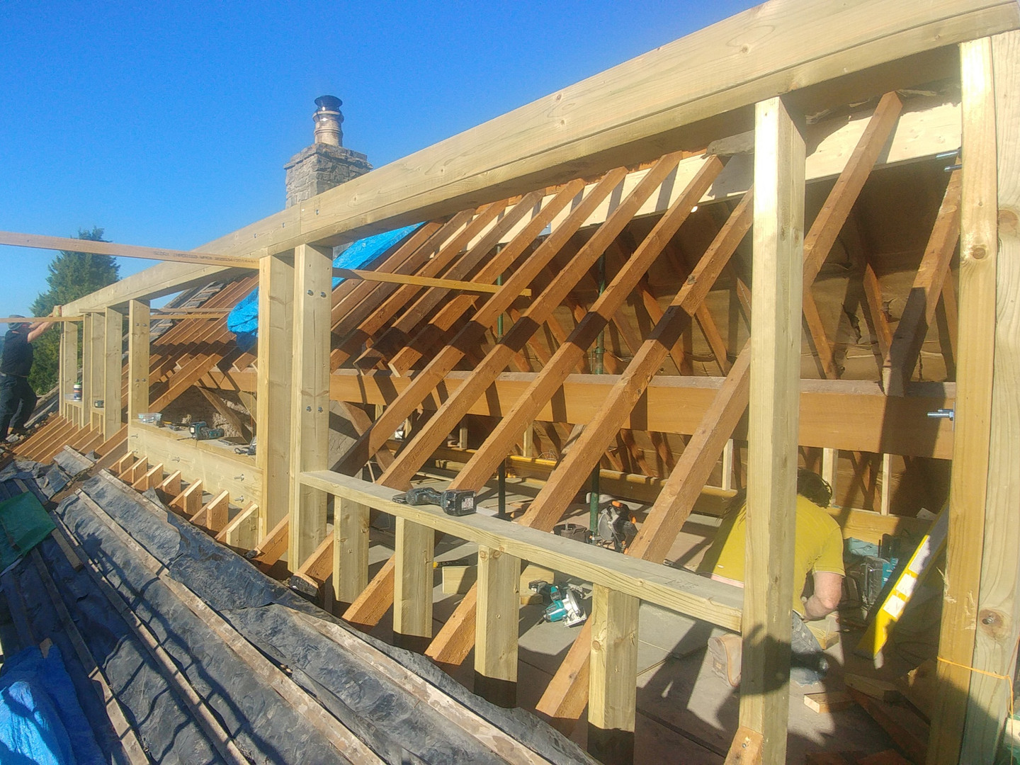 Dormer loft Conversion, Wells