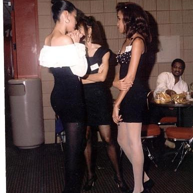 Black Women Models