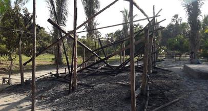 MA: Incêndio criminoso no paiol comunitário em Urbano Santos