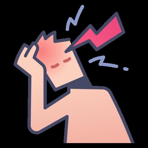 5859946 - ache head headache migraine pain problem stress