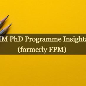 IIM PhD Programme: 5 Key Insights from an IIM PhD Student