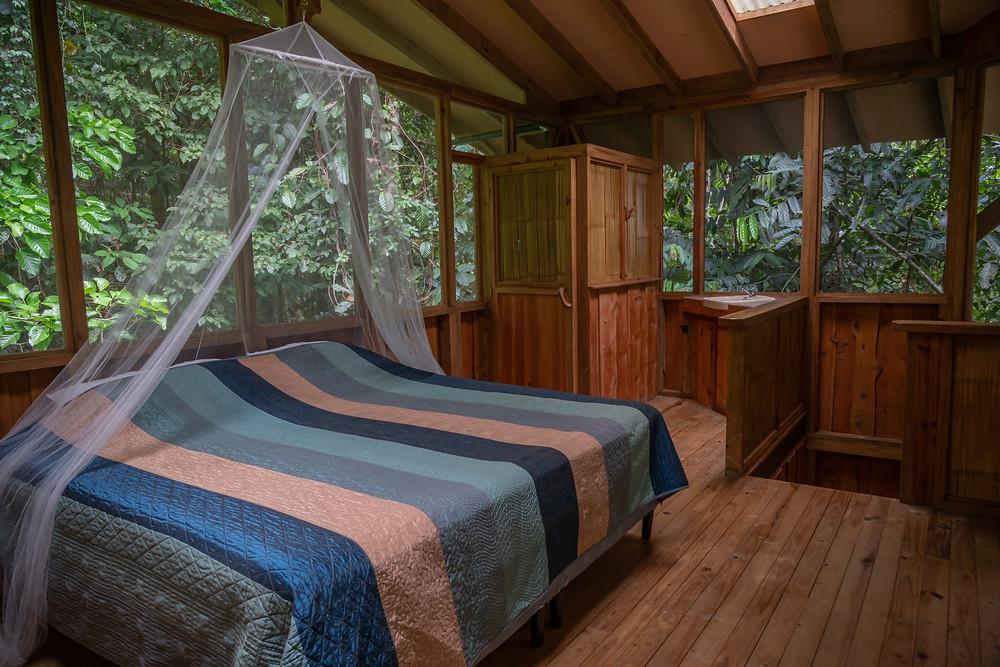 Casa Perezosa main bedroom