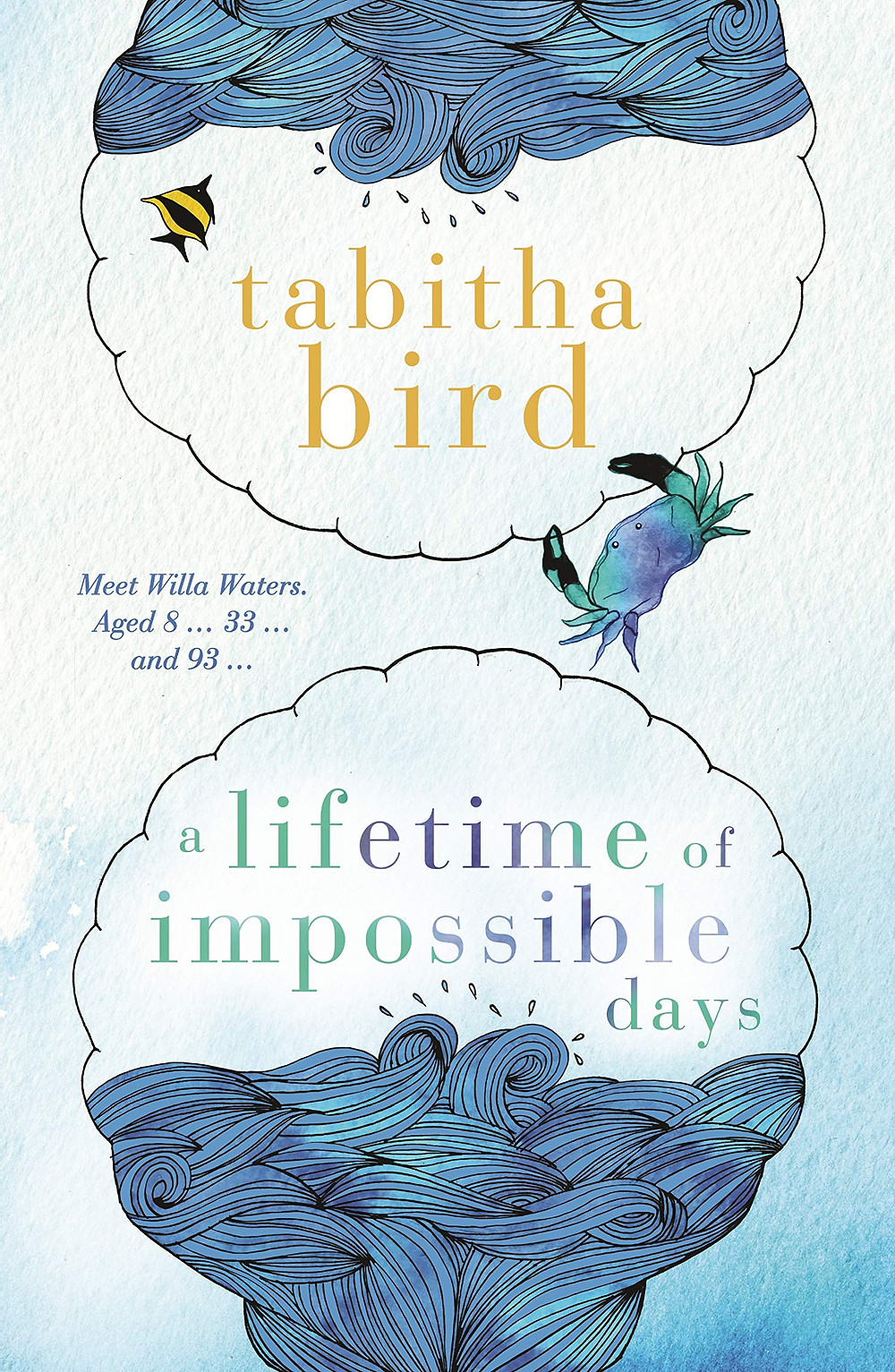 A Lifetime of Impossible Days By Tabitha Bird : the book slut book reviews thebookslut