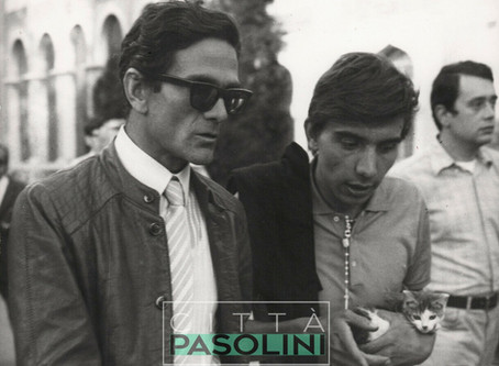 Incontro con Pier Paolo Pasolini. Intervista da Lino Peroni (1968)