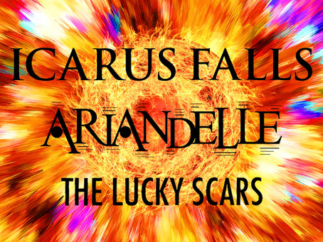 LARS Promotions Presents: Icarus Falls with Ariandelle and The Lucky Scars, 5th April 2019.