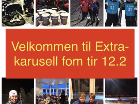 Extra Ski Karusell