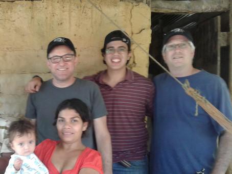 We're back from Honduras!