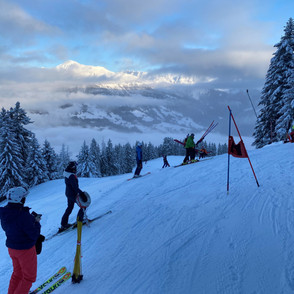 Regio-Cup Davos-Prättigau Rennen 1und 2 auf Grüsch-Danusa