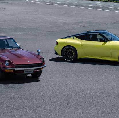 Nissan Z Proto Examination