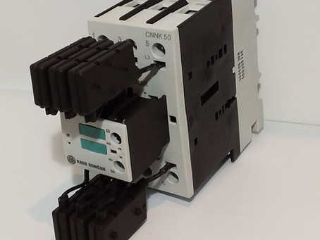 Power factor correction components available online at pqis.co.uk