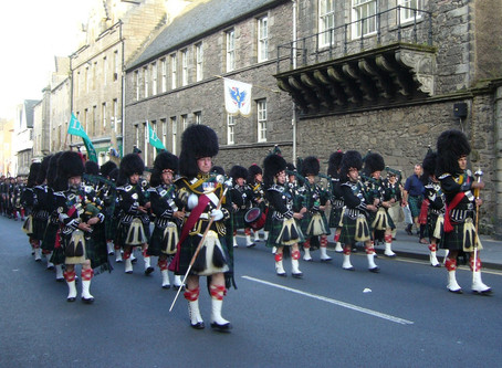 Lonach Pipe Band