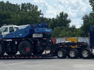 Tadano RT750XL Crane