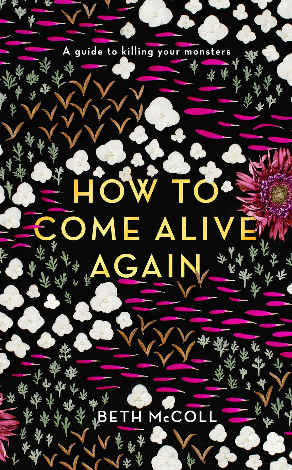 How to Come Alive Again: A Guide to Killing Your Monsters By Beth McColl