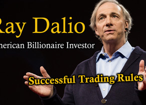 Ray Dalio's Trading Rules for Success