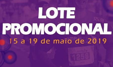 LOTE PROMOCIONAL DE 15 A 19 DE MAIO