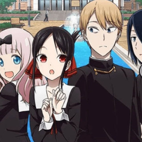 KAGUYA SAMA: LOVE IS WAR TENDRÁ TERCERA TEMPORADA Y UNA OVA
