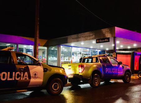 Crece la ocupación de camas críticas del hospital por los casos de violencia entre vecinos