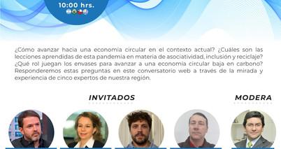 Relevancia del rol de los envases en la implementación de una economía circular para Latinoamérica