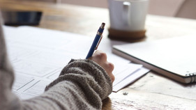 How to Show Up Consistently for Your Writing Dream