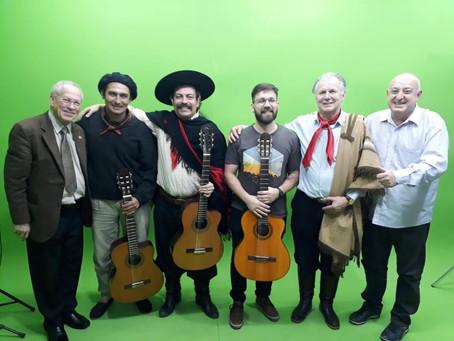 A música da 'Terra do Chê', sábado, 14/09, 'Pelos Caminhos do Rio Grande'