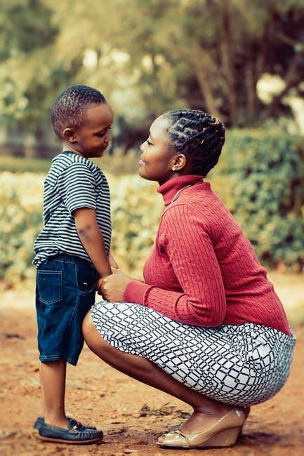 familia, madre, hijo, lección, sé el jefe, hectorrc.com