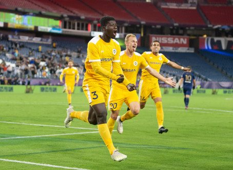 PHOTOS: Nashville SC 2 - 0 North Carolina FC