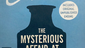 Book Review #7: The Mysterious Affair at Styles