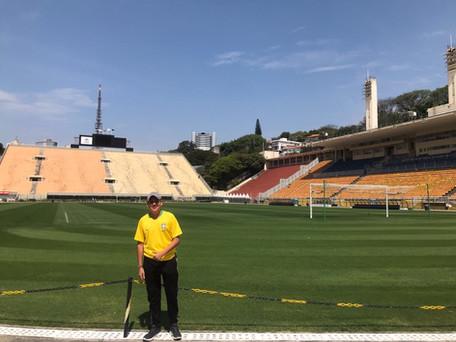Estadio Paulo Machado de Carvalho