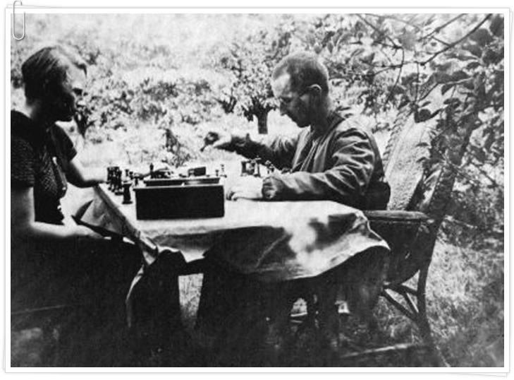 브레히트와 스테핀 (덴마크, 1934)