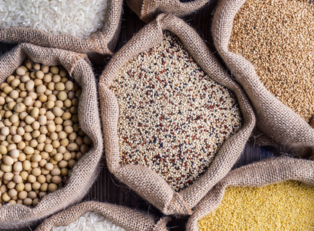 Healing power of grains