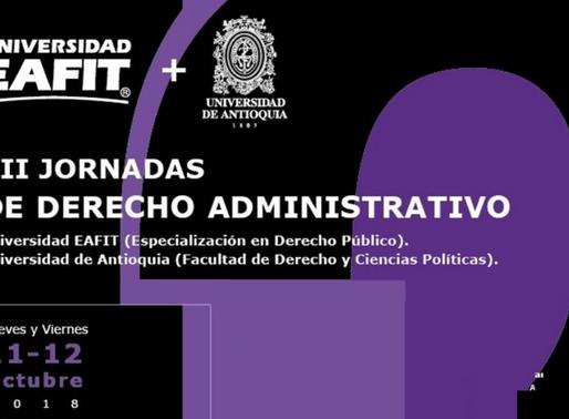 XII Jornadas de Derecho Administrativo