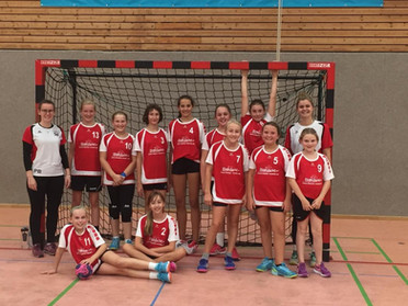 Erfolgreicher Start für die D-Jugend weiblich der Sportfreunde