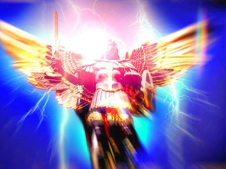 Engel Michaël: Legioenen van het Licht dalen neer