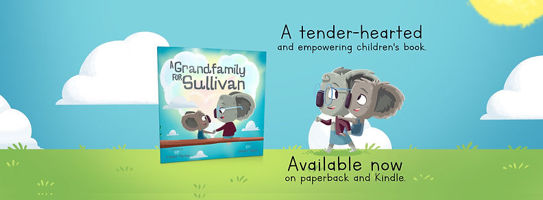 A Grandfamily for Sullivan Book