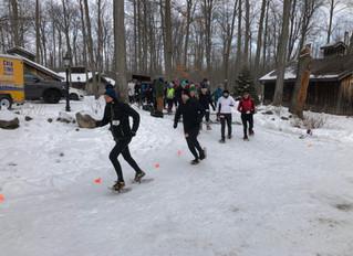 2020 DION Flurry Snowshoe Race - Results