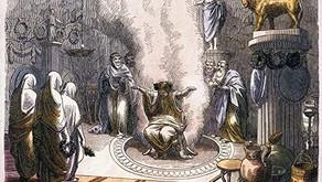 La hipnosis en la antigüedad, primera parte