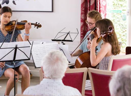 con spirito concerts for care homes